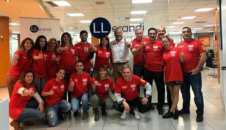 Llerandi participa en el PBX Dakar Tour