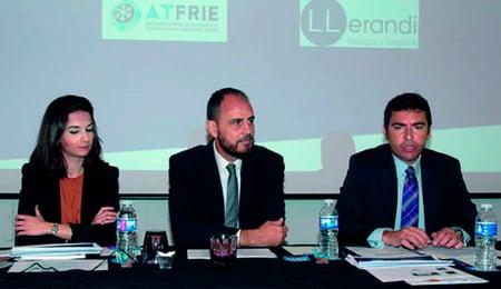ATFRIE y Llerandi celebran unas jornadas centradas en la nueva normativa de estiba