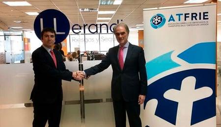 ATFRIE dispondrá de un programa de seguros exclusivo fruto del acuerdo de colaboración con LLERANDI