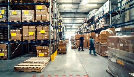 Cómo prevenir el Coronavirus en el manipulado logístico de mercancías