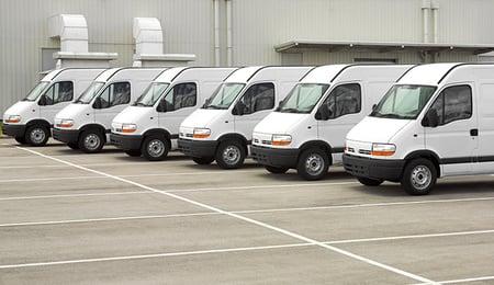 Las mejores soluciones para el control de flota de vehículos