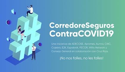 Llerandi Riesgos y Seguros se une a la campaña solidaria #corredoreseguroscontracovid19