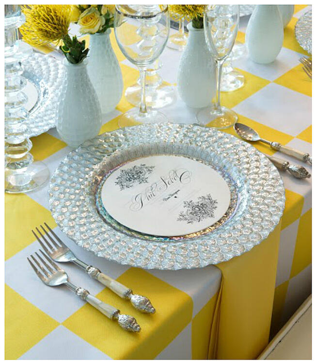 Jump Into Spring With Yellow Palettes