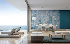 """Large Pattern: Ceramic """"Wallpaper"""""""