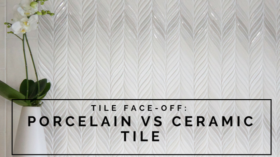 Tile Face-Off: Porcelain vs. Ceramic Tile