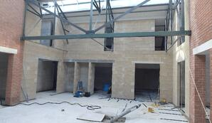 Märraum Architects_Penryn_Warehouse_Construction_internal2