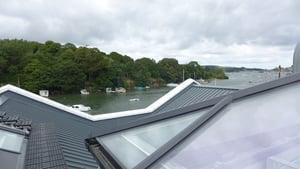 Märraum Architects_Penryn_Warehouse_Construction_roof