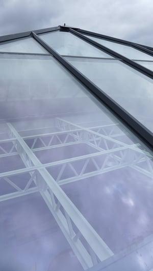 Märraum Architects_Penryn_Warehouse_Construction_rooflantern