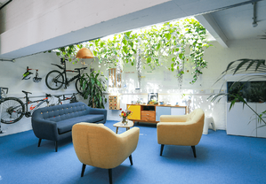 Märraum Architects_Penryn_Warehouse_Studio J seating