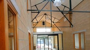 Märraum Architects_Penryn_Warehouse_entrance internal