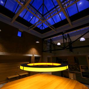 Märraum Architects_Penryn_Warehouse_loverly light