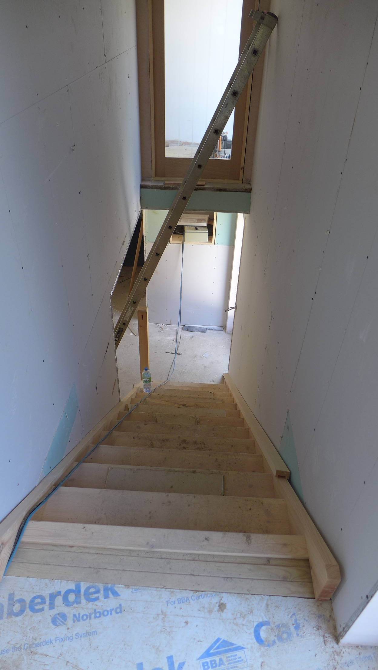 Märraum Architects_Feock_full renovation_construction_staircase
