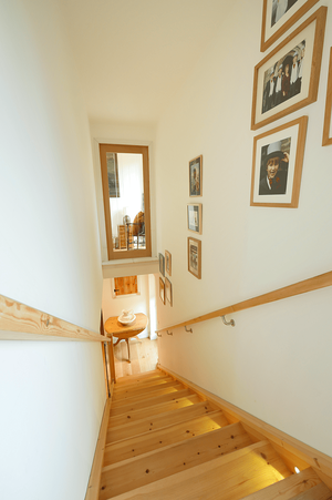Märraum Architects_Feock_full renovation_staircase