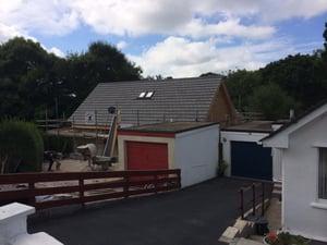 Märraum Architects_Falmouth_Loft conversion_construction_roof