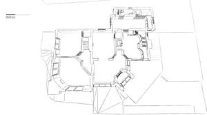 Märraum Architects_Feock_extension_existing sketch