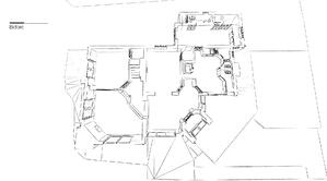 Märraum Architects_Feock_extension_existing sketch