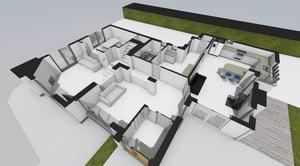 Märraum Architects_Feock_extension_ground floor render