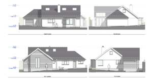 Märraum Architects_Falmouth_Loft extension_elevation