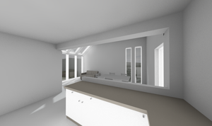 Märraum Architects_Falmouth_Loft extension_extension cgi