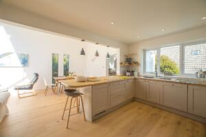 Märraum Architects_Falmouth_Loft extension_kitchen extension