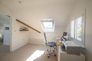 Märraum Architects_Falmouth_Loft extension_office