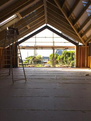 Märraum Architects_St Mawes_new build_construction views