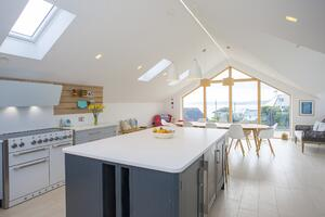 Märraum Architects_St Mawes_new build_kitchen island