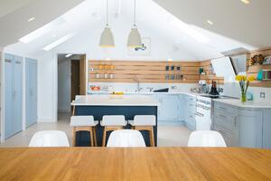 Märraum Architects_St Mawes_new build_the kitchen