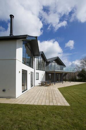 Märraum Architects_St Mawes_new build_external close