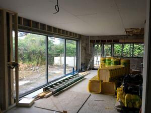 Märraum Architects_Falmouth_full house renovation_construction_kitchen