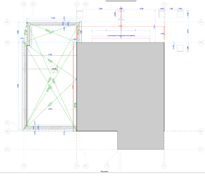 Märraum Architects_Falmouth_full house renovation_drawings_setting out