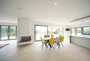 Märraum Architects_Falmouth_full house renovation_dining room