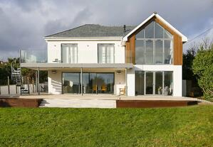 Märraum Architects_Falmouth_full house renovation_front