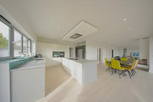 Märraum Architects_Falmouth_full house renovation_kitchen dining