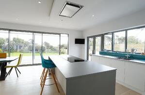 Märraum Architects_Falmouth_full house renovation_kitchen worktop