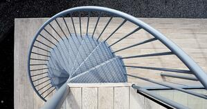 Märraum Architects_Falmouth_full house renovation_spiral