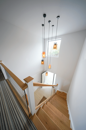 Märraum Architects_Falmouth_full house renovation_staircase landing