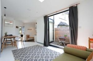 Märraum Architects_Falmouth_Garage conversion_internal space-1