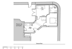 Märraum Architects_Falmouth_Garage conversion_Planning drawing