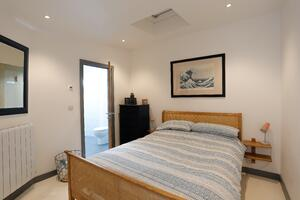 Märraum Architects_Falmouth_Garage conversion_bedroom