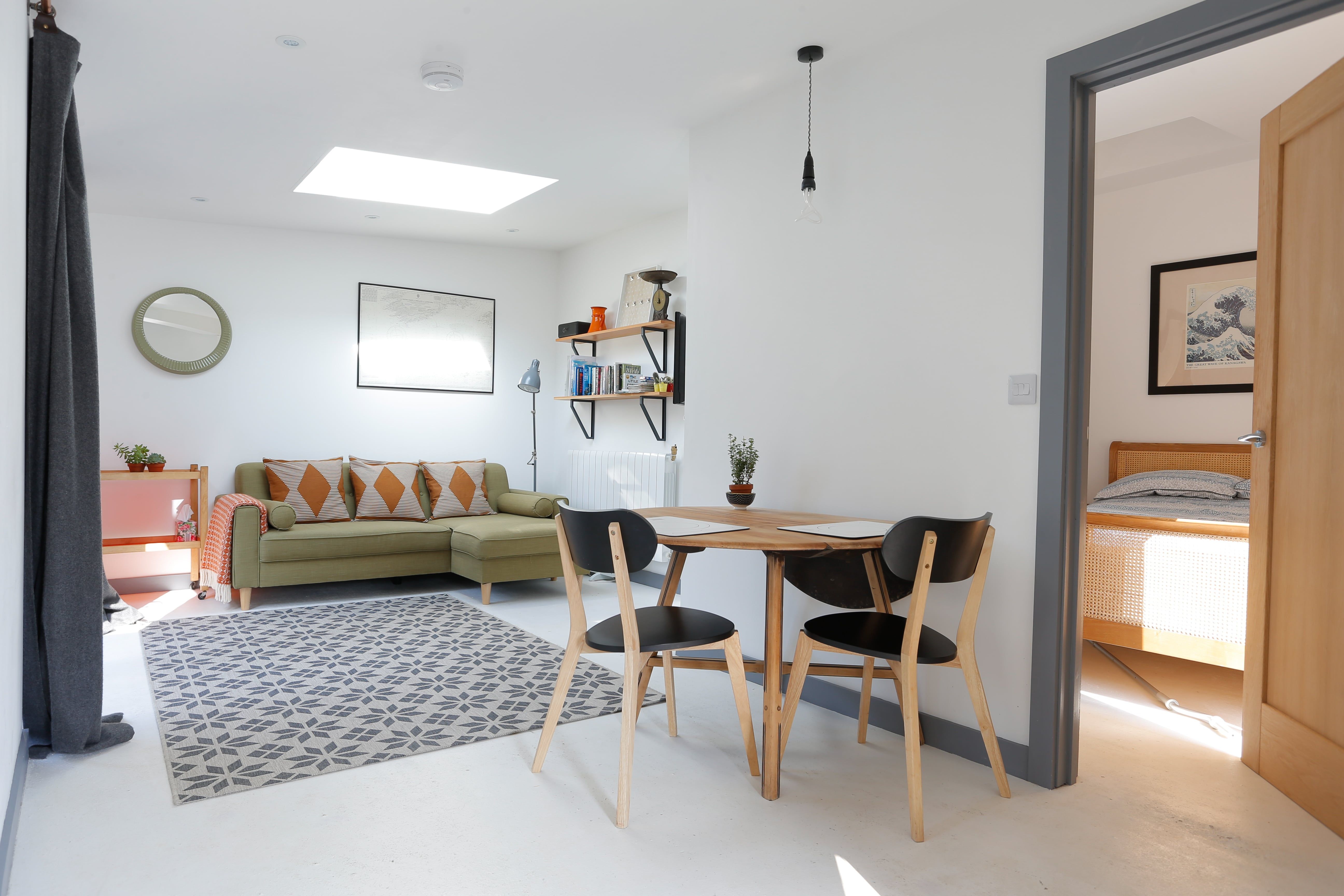 Märraum Architects_Falmouth_Garage conversion_dining