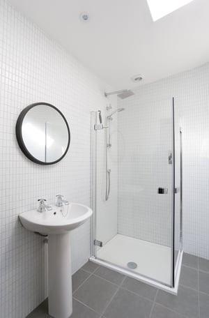 Märraum Architects_Falmouth_Garage conversion_shower room