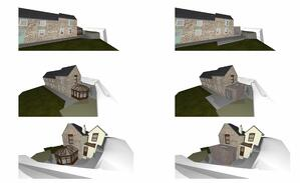 Märraum Architects_Perranporth_full renovation_drawings_planning visuals
