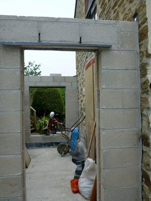 Märraum Architects_Perranporth_full renovation_construction_rear