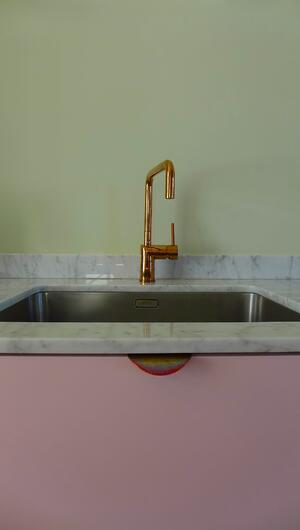 Märraum Architects_Falmouth_Town house renovation_kitchen sink