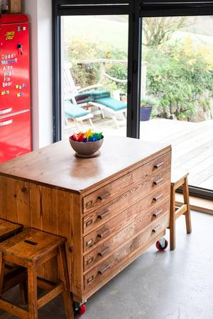 Märraum Architects_Chapel Porth_Full House renovation_Kitchen Island