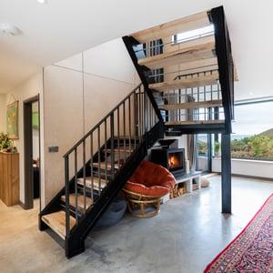 Märraum Architects_Chapel Porth_Full House renovation_Logburner 2 Sq