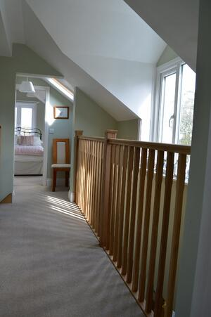 Märraum Architects_Mawnan Smith_New layout_to spare bedroom