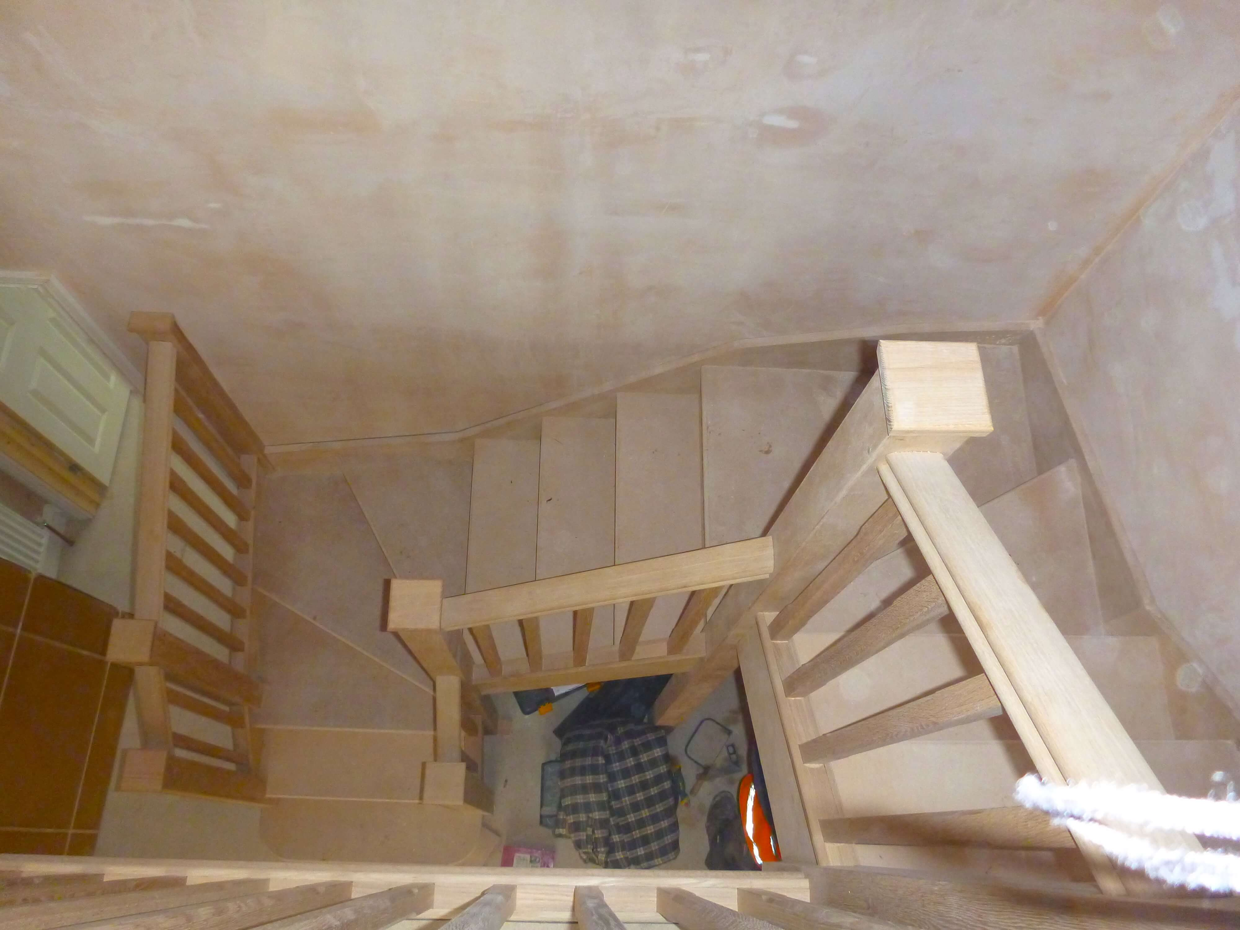 Märraum Architects_Mawnan Smith_New layout_ construction_stairs