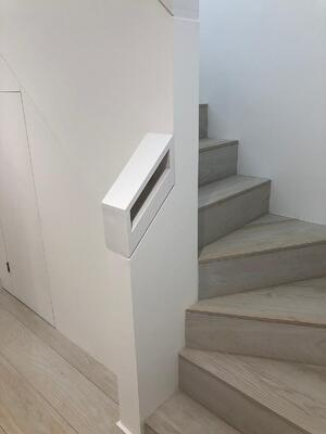 Märraum Architects_St Just_new build_finished_staircase